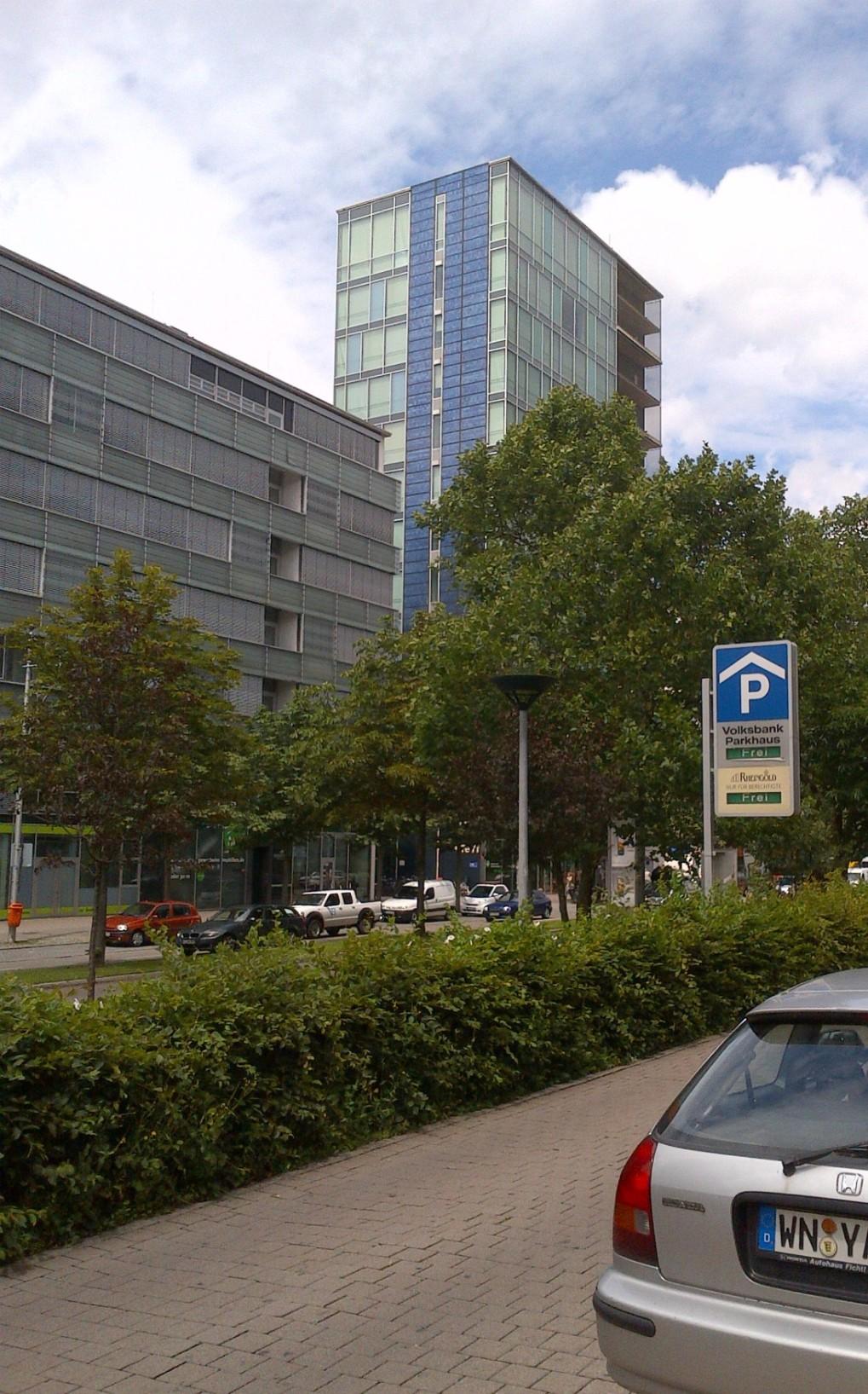 Solar Powered Office Buildings : Sustainability exchange part renewable energy