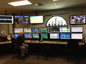 CUP Control Room