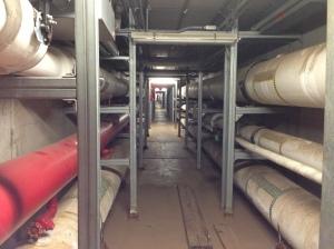 Steam Tunnels around UConn