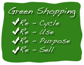green shopping pic