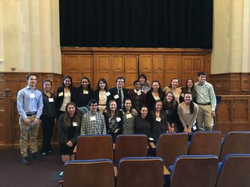Yale group photo